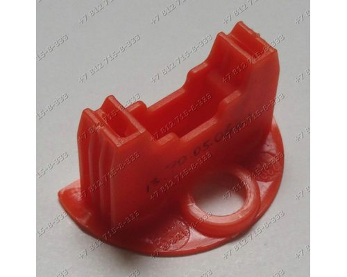 Клеммный разъем красный для водонагревателя Ariston