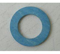 Прокладка тэна синяя, плоская 23,8х14,4х1,5 для водонагревателя