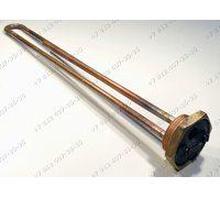 Тэн 2500W без крепления под анод, диаметр резьбы на фланце 42 мм для разных водонагревателей 3401865 182245