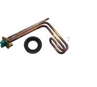Тэн водонагревателя 1500W фланец 48 мм type RF для Ariston Polaris и т.д. 65114894 Thermowatt (Италия)