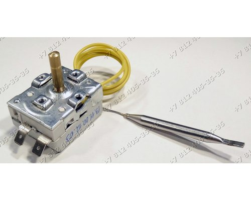 Регулируемый термостат NT-122 NT122 AVK T85 B1652A30 7-85C 16A 400V для водонагревателя
