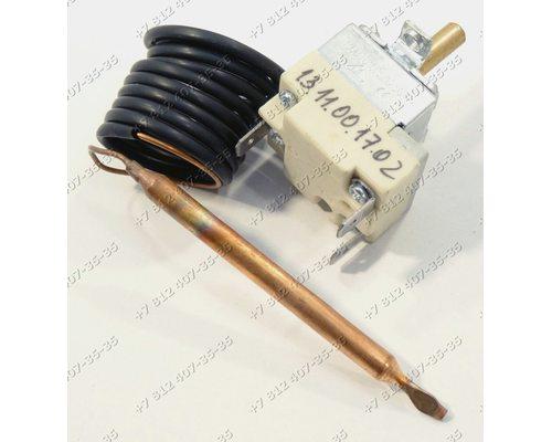 Регулируемый термостат 0-85С MODTU 16A 250V 0,9 м, 3 контакта для водонагревателя