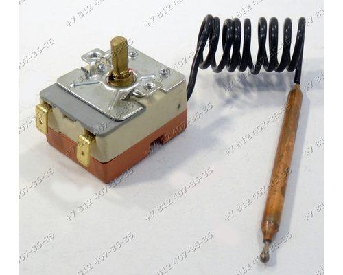 Регулируемый термостат WY77-652-11A 16A 250V длина штока 14 мм для водонагревателя
