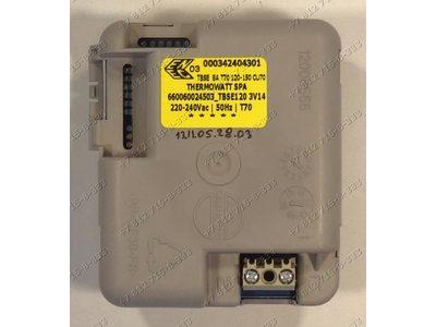 Электронный термостат водонагревателя Ariston